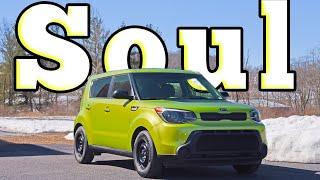 homepage tile video photo for 2016 Kia Soul 6MT: Regular Car Reviews