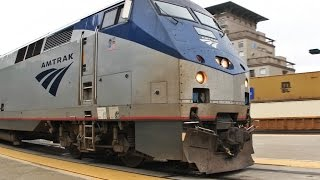 Amtrak Zephyr to Chicago; Roomette and Train Tour