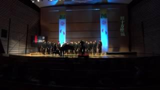 東大寺修二会声明の旋律による男声合唱『散華』