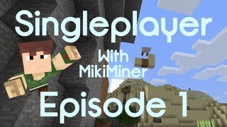 Gambar cover Miki Plays Minecraft - Episode 1: Bad Start With A Flying Sheep