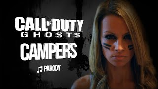 One of Lottie's most viewed videos: CAMPERS - Lorde 'Royals' Parody (Call of Duty: Ghosts)