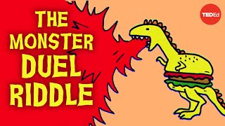 Can you solve the monster duel riddle? - Alex Gendler