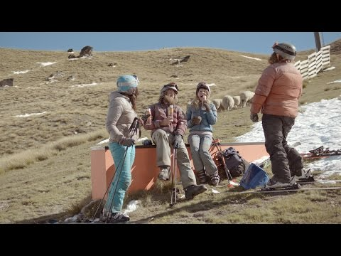 Ovomaltine TV-Spot: Freeski DE