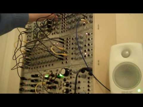Doepfer A155 Sequencing the MakeNoise Maths