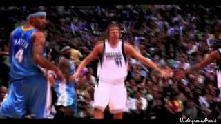 *NEW* 2009-2010 Spurs vs Mavs Mix [HD]