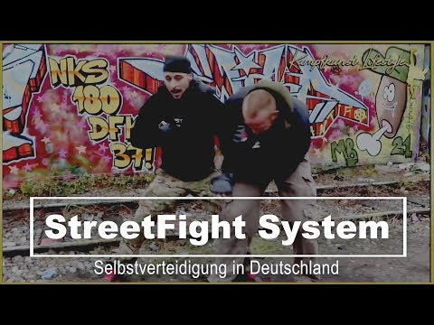 Straßenverteidigung auf YouTube | KAMPFKUNST LIFESTYLE