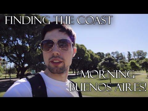 Argentine Adventure. Exploring Buenos Aires. Travel Vlog Episode 01