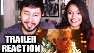 A WRINKLE IN TIME   Teaser Trailer #1 Reaction w/ Sharmita!