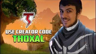 Intitulé Towers Destroyed 'leaked'! Nouvelle peau LIL WHIP! Utilisez Code Thoxal! Fortnite Battle Royale!