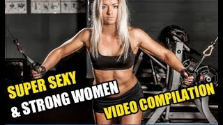 Fit Women Compilation - Hot Fitness Girls Motivation Video 2018