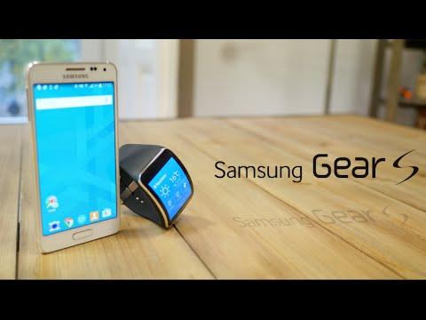 Análisis Samsung Gear S, review en español