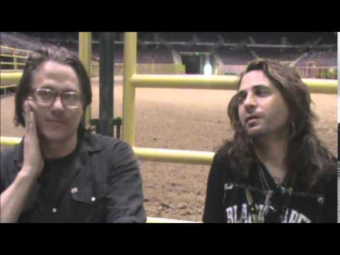 Interview with John and Mike of Darkest Hour, July 9, 2014