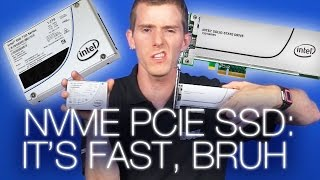 Intel 750 Series NVME PCIe SSD - The Evolution of Speed... and abbreviations