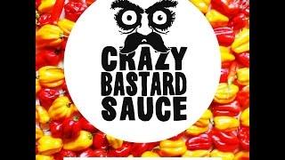 "Crazy Bastard Sauce ""carrot & Cranberry"" Review"