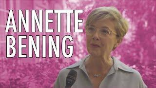 Best Career Advice Ever: Annette Bening