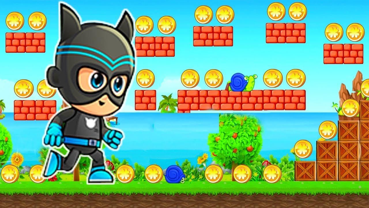 Juegos de Pj Masks - Juegos Para Niños Pequeños - Super Aventuras CatBoy Adventure