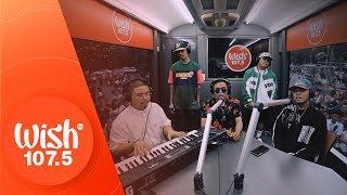 "O.C. Dawgs perform ""Akala Ko Nung Una"" LIVE on Wish 107.5 Bus"