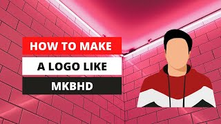 How to make a MKBHD-Like Logo on any Apple Device