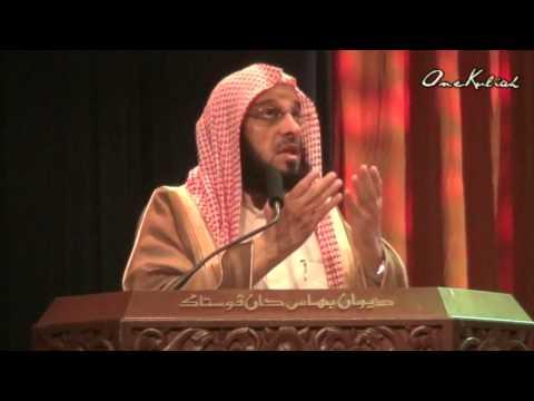 20130907-DR 'AIDH AL QARNI-La Tahzan Innallaha Maana