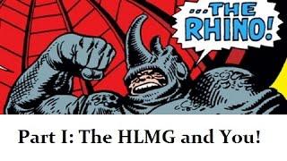 Firefall Rhino Battleframe Guide: Part 1 The Hlmg