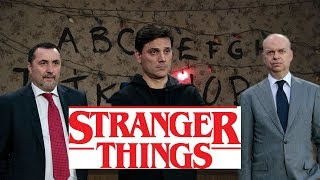 ESONERO MONTELLA - STRANGER THINGS