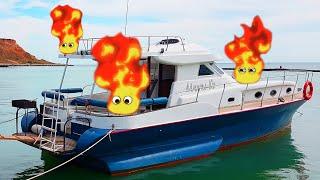 De boot is kapot - Paw Patrol komt te hulp