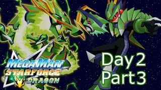 Mega Man Star Force: Dragon - Mega Stream - Part 5: Troll Jammer G & Satellite Admins