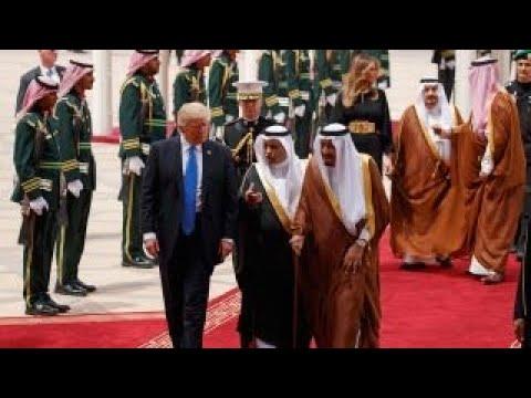 Two loud blasts heard in Saudi Arabian capital