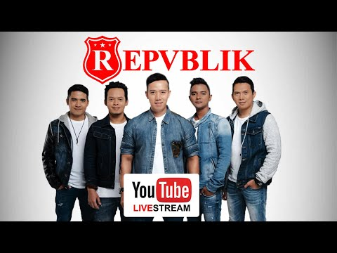Repvblik - Live Streaming Full Album (Nonstop)