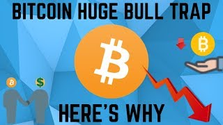 Bitcoin HUGE Bull Trap Could Be Closer Than You Think! BTC Technical Analysis