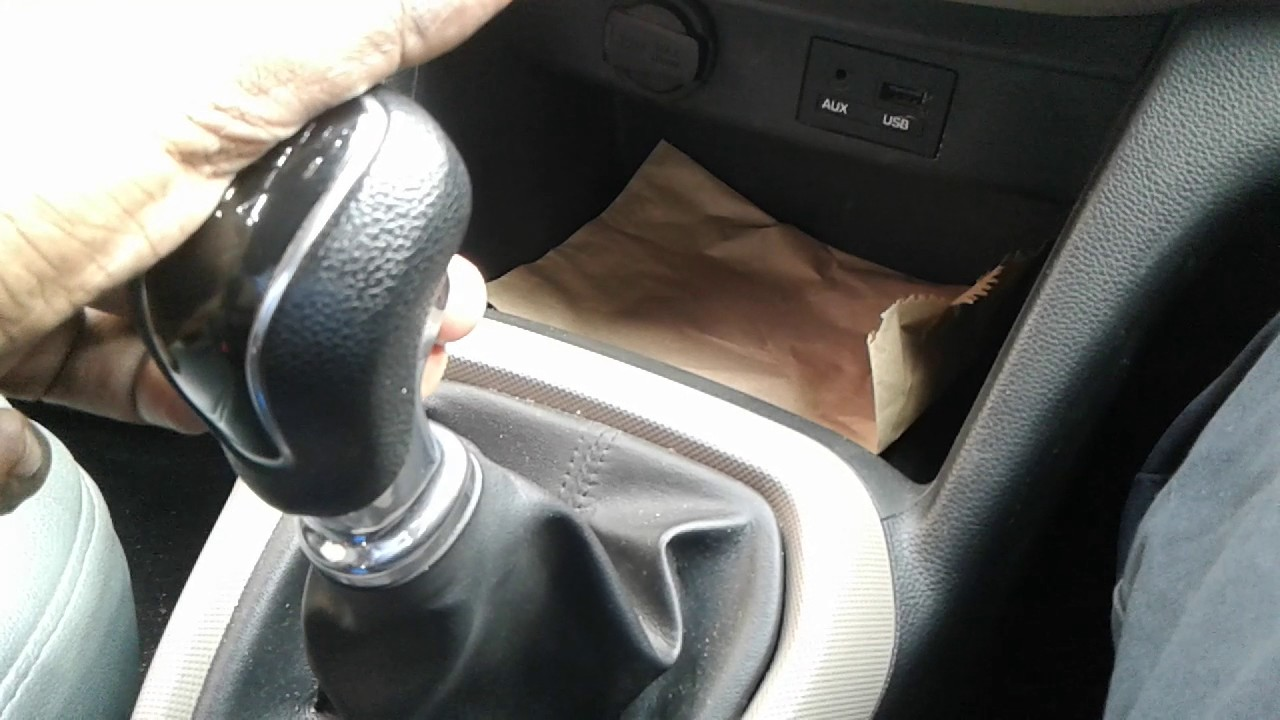 How To Engage Reverse Gear In Hyundai I20 And Grand I10