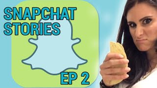 Brittany Furlan's Snapchat Stories | Ep. 2