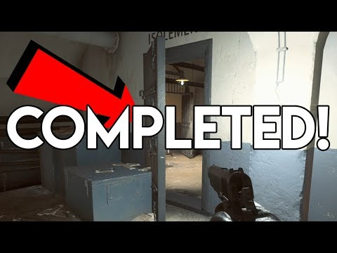 NEW Battlefield 1 SOLVED Opening The Zombie Door Easter Egg!
