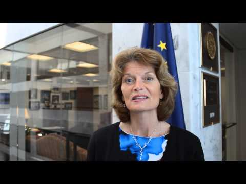 A Shout-out to the Students of Gusty Michael School in Stony River, AK from Senator Lisa Murkowski