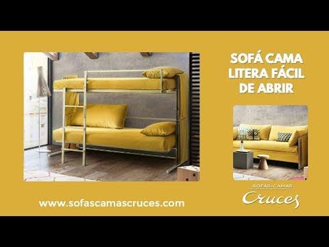 Litera con sofa cama mexico - Sofa cama litera ...