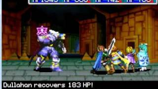 Golden Sun: The Lost Age - Dullahan (Optional) Boss Battle