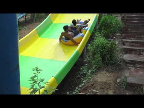 Great Escape Water Park Unique Slide