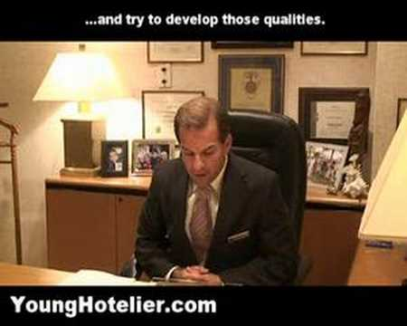 Hotels / Hoteliers- Marriott guidelines for general managers