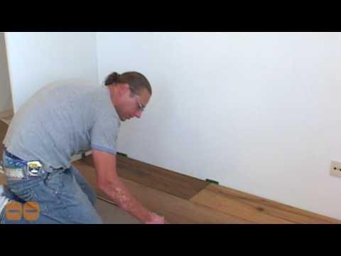 Dekora workshop houten vloer leggen deel 1 youtube