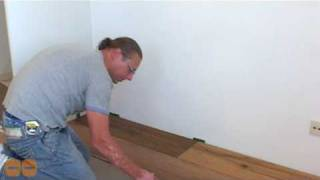 Dekora workshop houten vloer leggen deel 1