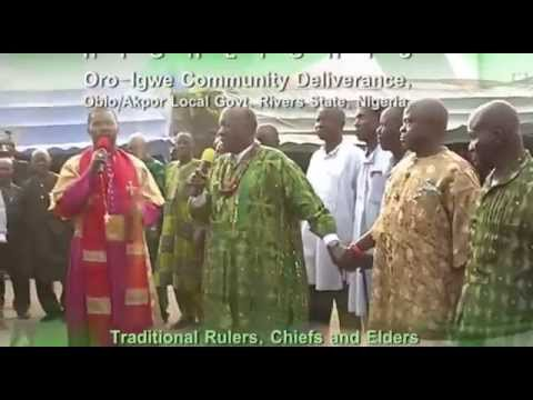 Download Highlights of Oro Igwe Community Deliverance