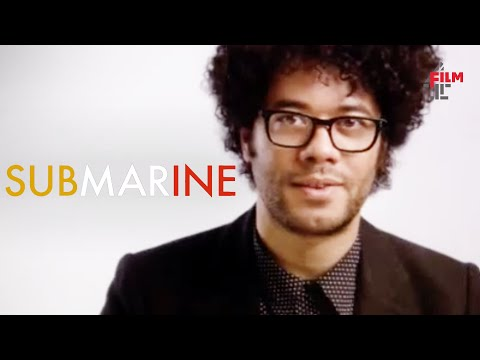 Director Richard Ayoade discusses Submarine