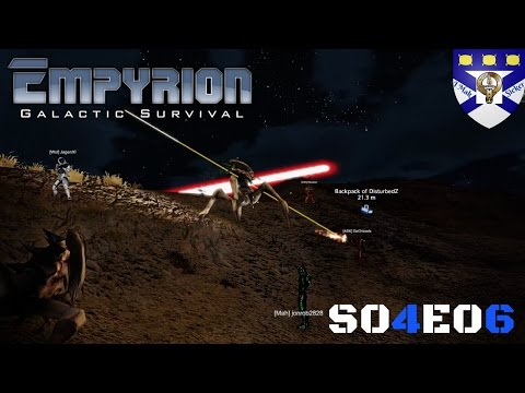 """Empyrion Galactic Survival (S04) -Ep 06 """"POI Hardcore Grunts"""" -Multiplayer """"Let's Play"""""""