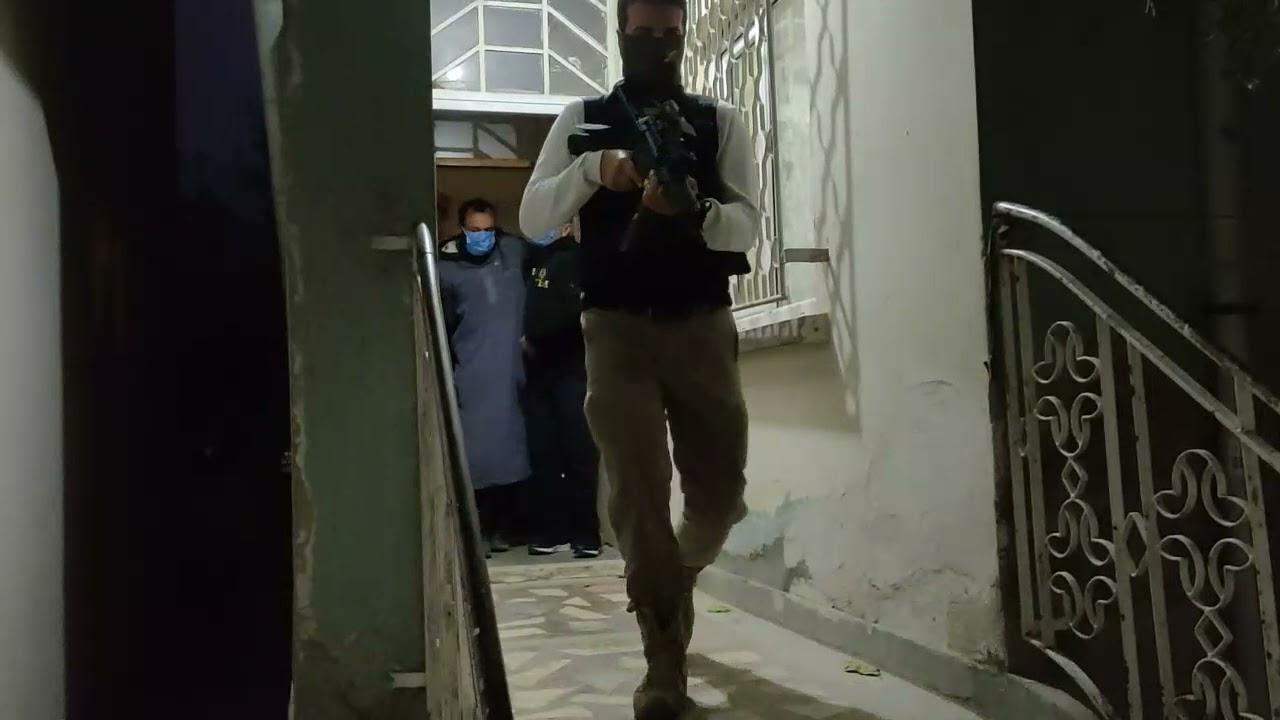 DAEŞ terör örgütü militanları Afyon merkezde hangi mahallede yakalandılar?