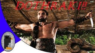 Total war Rome 2 Mod Spotlight #7 Dothraki Unit Pack (GoT)