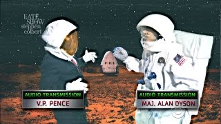 Pence In Space
