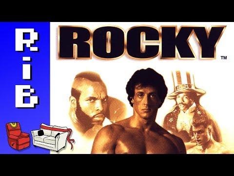 Rocky! Run it Back!