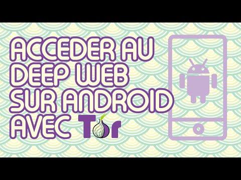 Accéder au Deep Web sur Android avec Tor