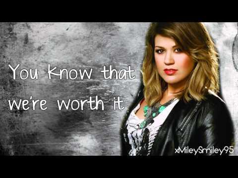 Kelly Clarkson - Dark Side (with lyrics)