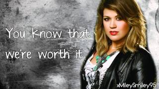 Kelly Clarkson - Dark Side (with lyrics)
